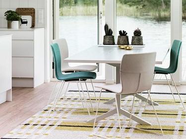 Funcionalidad, suavidad y elegancia en la colección de muebles de Lammhults
