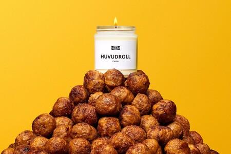 Ikea sorprende con una vela con aroma a sus reconocibles albóndigas (sí, has leído bien)