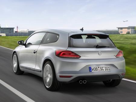 Volkswagen Scirocco coupé
