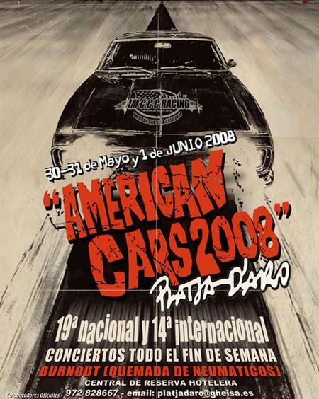 American Cars Platja d'Aro 2008