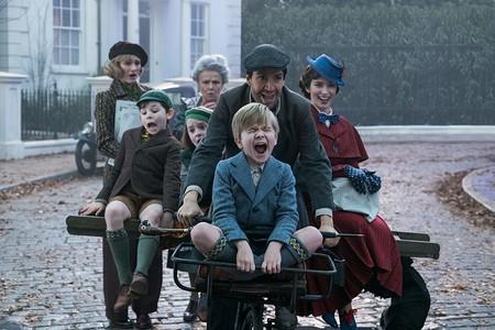 Escena Regreso Mary Poppins