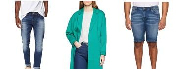 Chollos en tallas sueltas de abrigos, pantalones y chaquetas de marcas como Only, Jack & Jones o Esprit por menos de 25 euros en Amazon