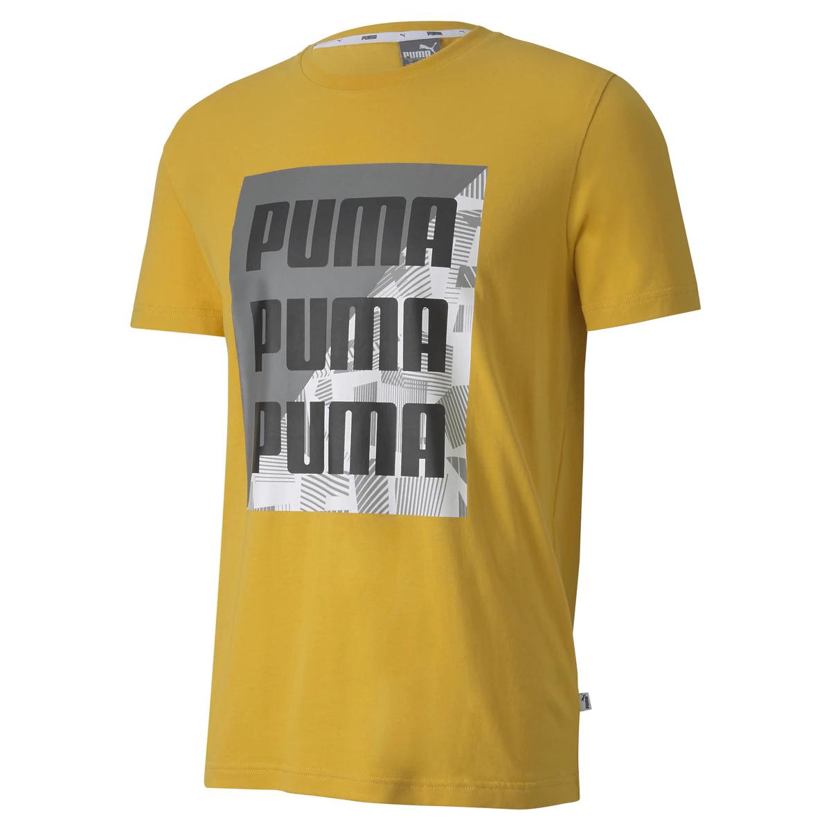 Camiseta de hombre Summer Print Puma
