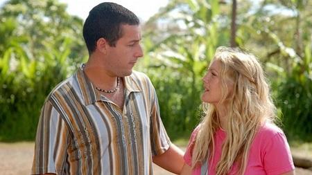 Adam Sandler y Drew Barrymore protagonizarán otra comedia romántica