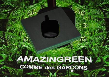 Amazingreen by Comme des Garçons Parfums. Lo testamos