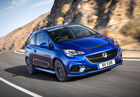 El nuevo Opel Corsa OPC ya rueda por la web