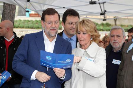 Aguirre Rajoy