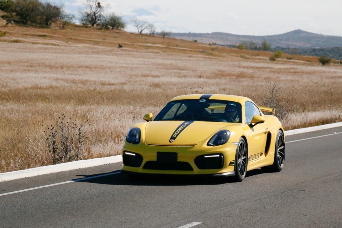 Foto de Porsche Cayman GT4 (11/19)