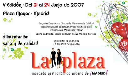 V Edición del Mercado Gastronómico en Madrid