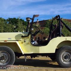 Foto 2 de 14 de la galería jeep-viasa-cj-3b-1981 en Motorpasión