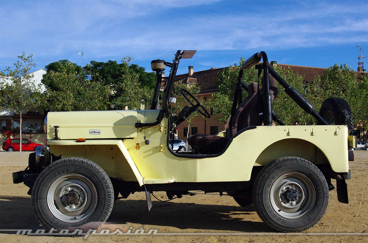 Foto de Jeep Viasa CJ-3B (1981) (2/14)