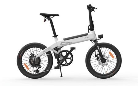 Bicicleta eléctrica Xiaomi HIMO C20, en oferta en GearBest, por 605 euros con este cupón de descuento