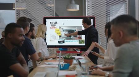 Google Jamboard: la pizarra digital 4K para trabajar en equipo ya disponible en España