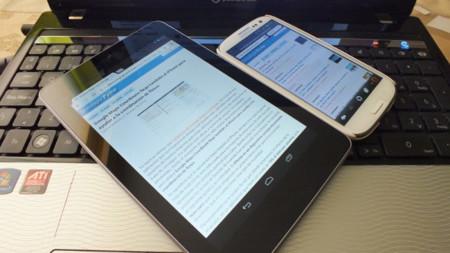 Tablet, móvil, portátil, ¿qué nos llevamos de vacaciones si necesitamos trabajar?
