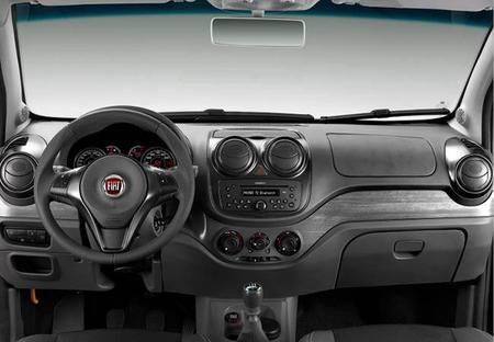 Fiat Palio Interior