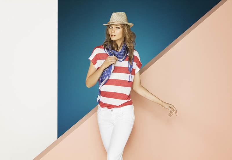 Foto de Más color y estilo casual en el lookbook de mayo de Massimo Dutti Primavera-Verano 2011 (4/13)