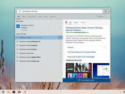 Windows 10 está coqueteando con la idea de regresar los bordes redondeados a las ventanas del sistema