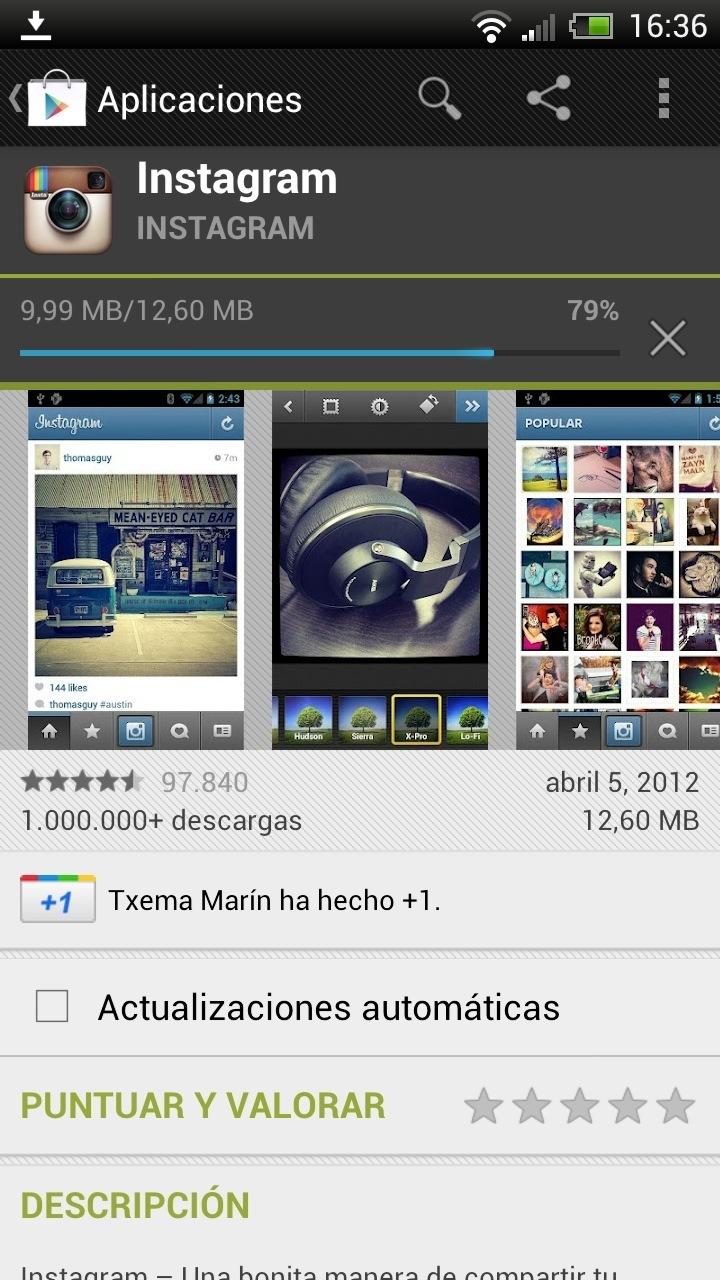 Foto de HTC Sense 4.0 ejemplos (11/39)