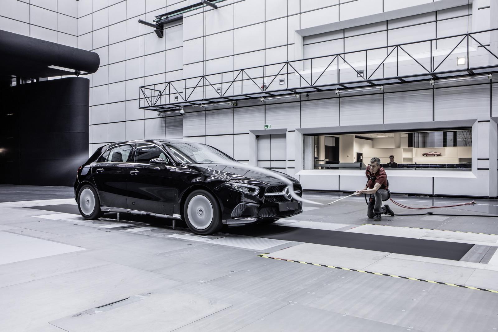 Foto de Mercedes-Benz Clase A 2018 (91/139)