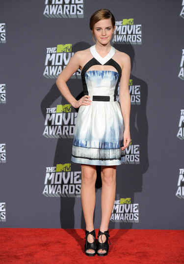 MTV Movie Awards 2013: ¡toma alfombra roja!