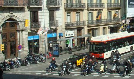 Las motos son la solución y no el problema para la movilidad urbana