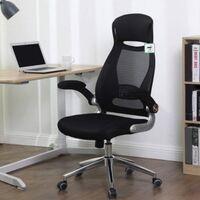 La silla de oficina más vendida de Amazon baja de precio: con reposabrazos y reposacabezas, ajustable y transpirable por 77 euros [AGOTADA]