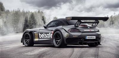 ¿Hacer la Gumball 3000 en un BMW Z4 GT3? Es posible