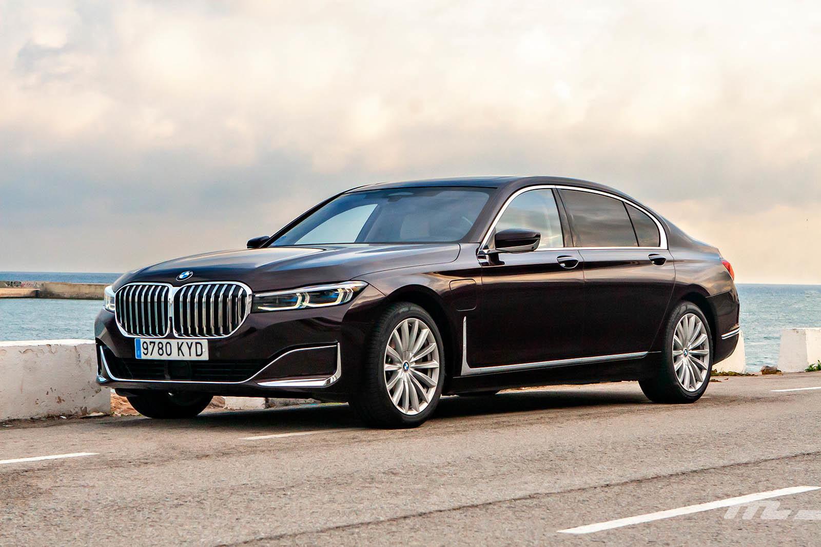 Foto de BMW 745Le 2020 prueba contacto (7/18)