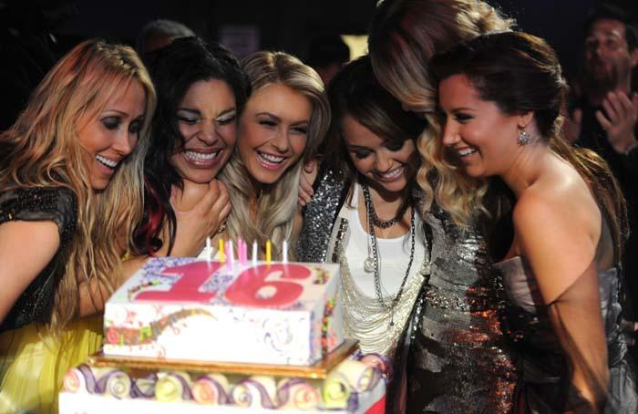 Foto de Cumpleaños de Miley Cyrus (5/5)