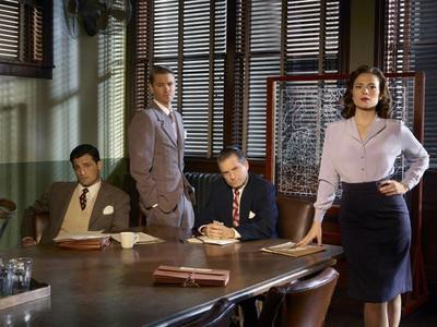 'Agent Carter', 'Secrets & Lies' y 'The Whispers' se verán en Mediaset
