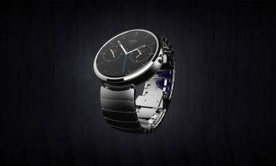 Moto 360, ¿quién dijo que los smartwatches eran feos?