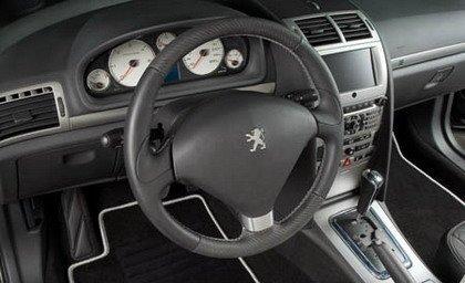Peugeot 407 SW RC Line
