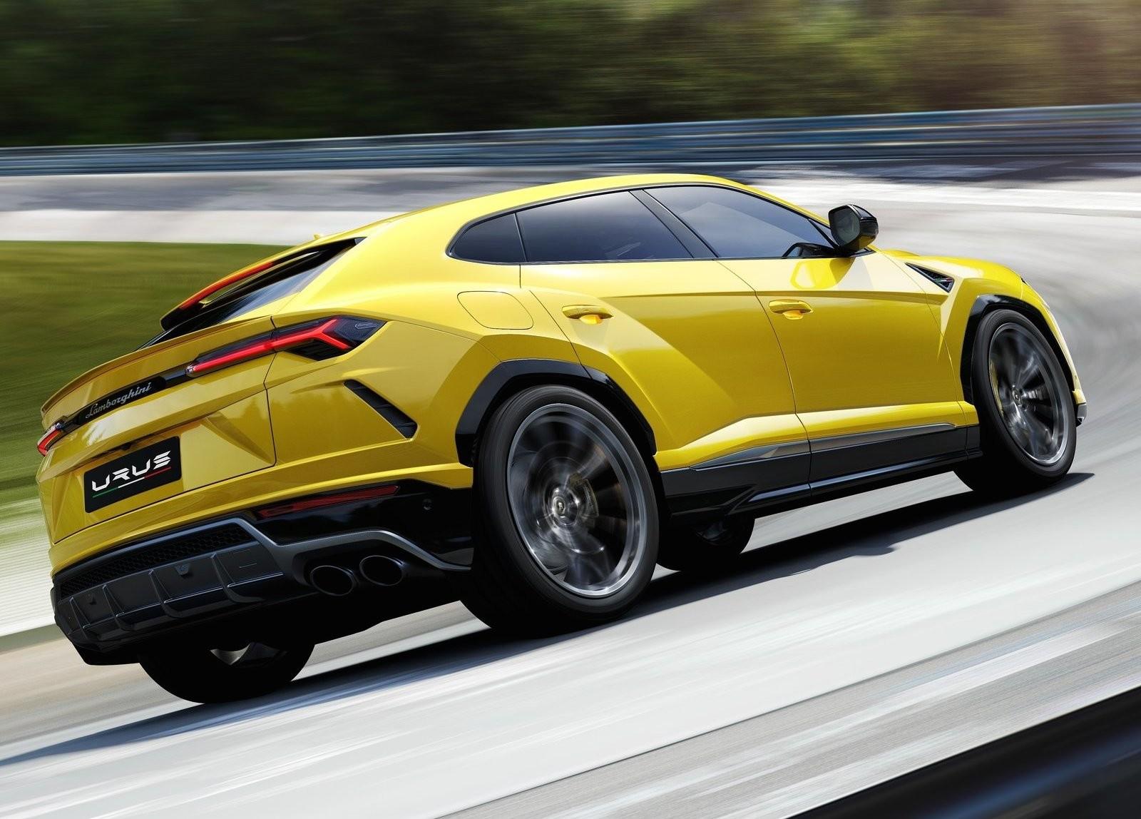 Foto de Lamborghini Urus (27/76)