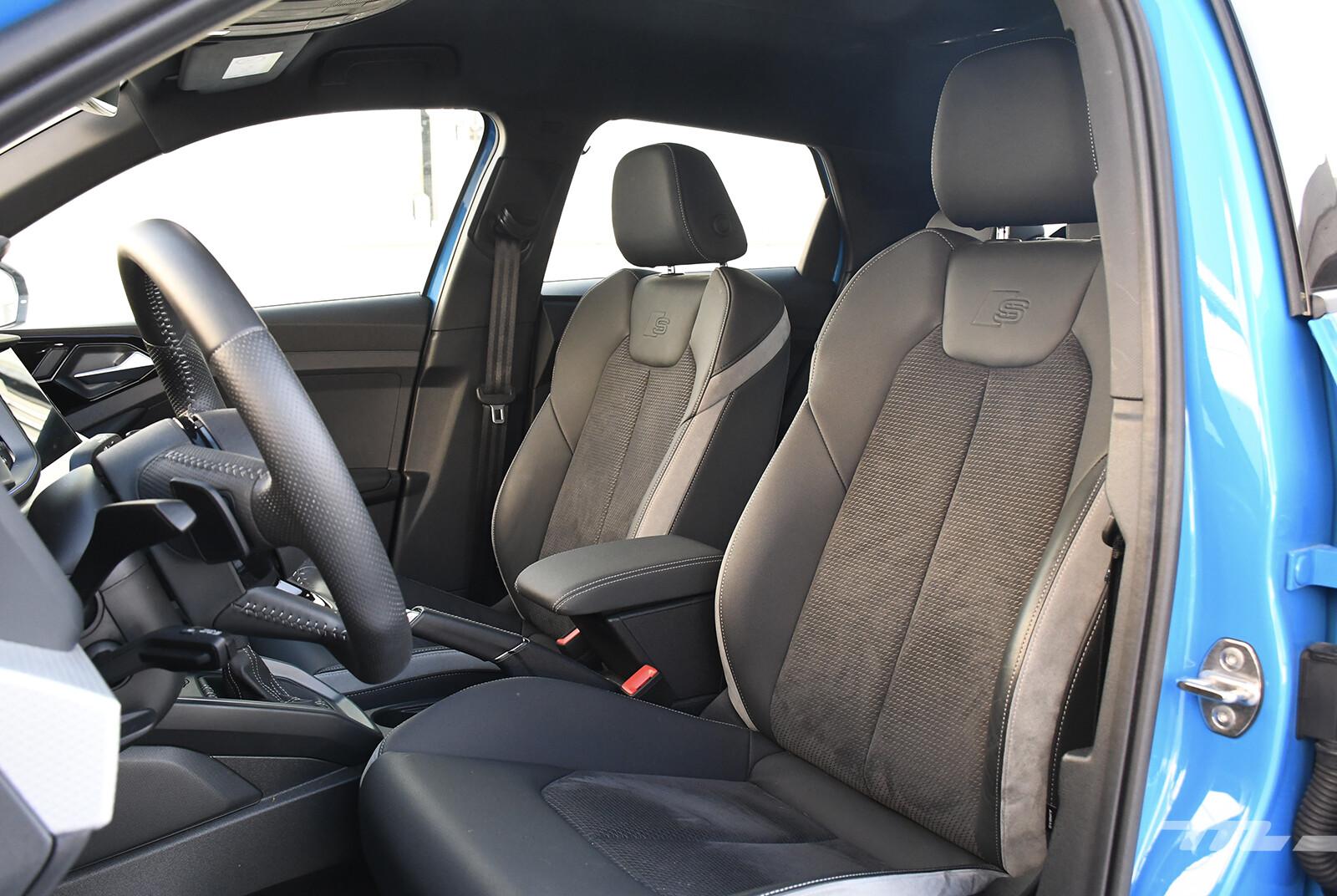 Foto de Audi A1 S-Line (prueba) (29/30)