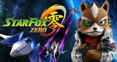 Aquí tienes una hora de gameplay del nuevo StarFox Zero de Wii U [E3 2015]