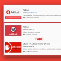 Dos adblockers fraudulentos amasaron 1.6 millones de usuarios antes de que Google los retirara de la Chrome Web Store