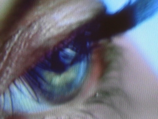 Eye ojo Persistencia de la visión