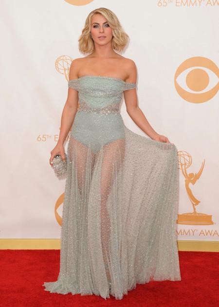 Julianne Hough Emmy 2013