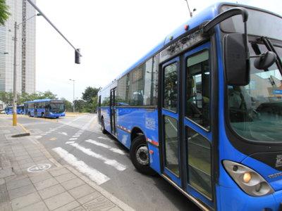 Observe en tiempo real los buses del MIO en Cali moverse en el mapa