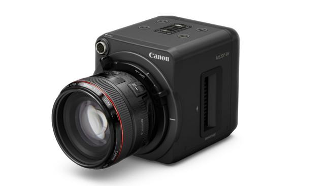 Un vídeo de muestra de la Canon ME20F-SH, la cámara que llega a los 4 millones de ISO
