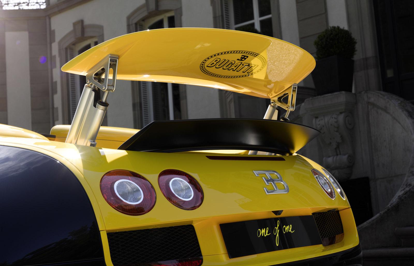 Foto de Bugatti Veyron 1 of 1 (7/12)