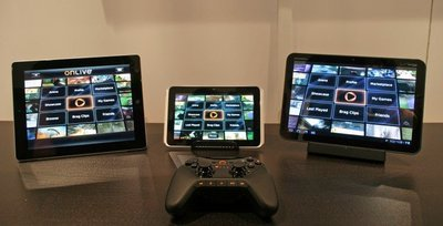 OnLive Player, la aplicación para iPads y tabletas Android que podría revolucionar el sector de los juegos móviles