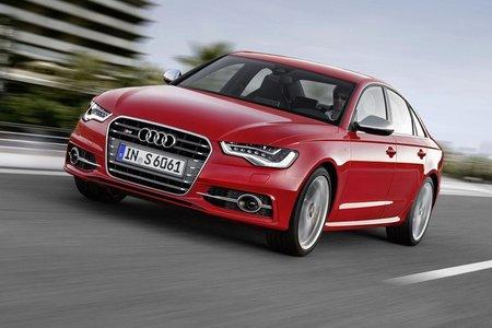 Audi lleva a Fráncfort un póquer de aSes: S6, S6 Avant, S7 Sportback y S8