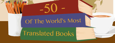 Esta infografía afirma que El Principito se traduce más que 'El Quijote'