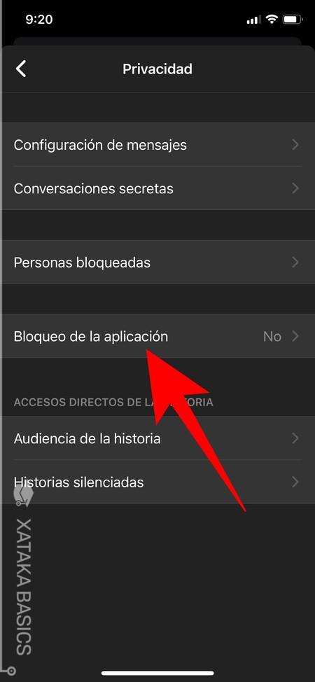 Bloqueo De La App