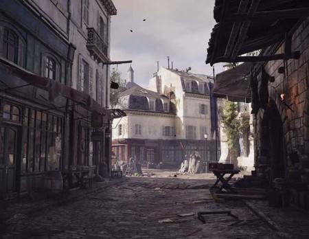 Ubisoft ofrece más detalles sobre el nuevo Assassin's Creed Unity