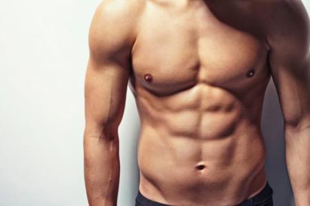 Dieta cuerpo fitness hombre