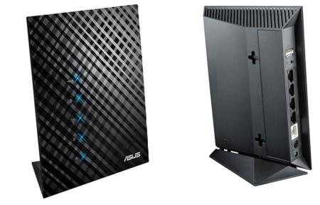 ASUS RT-N14U,  router de diseño para nuestra red doméstica