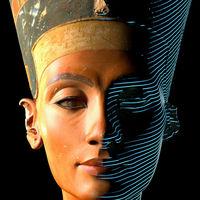Ya se puede descargar un escaneo 3D oficial del busto de Nefertiti en alta resolución