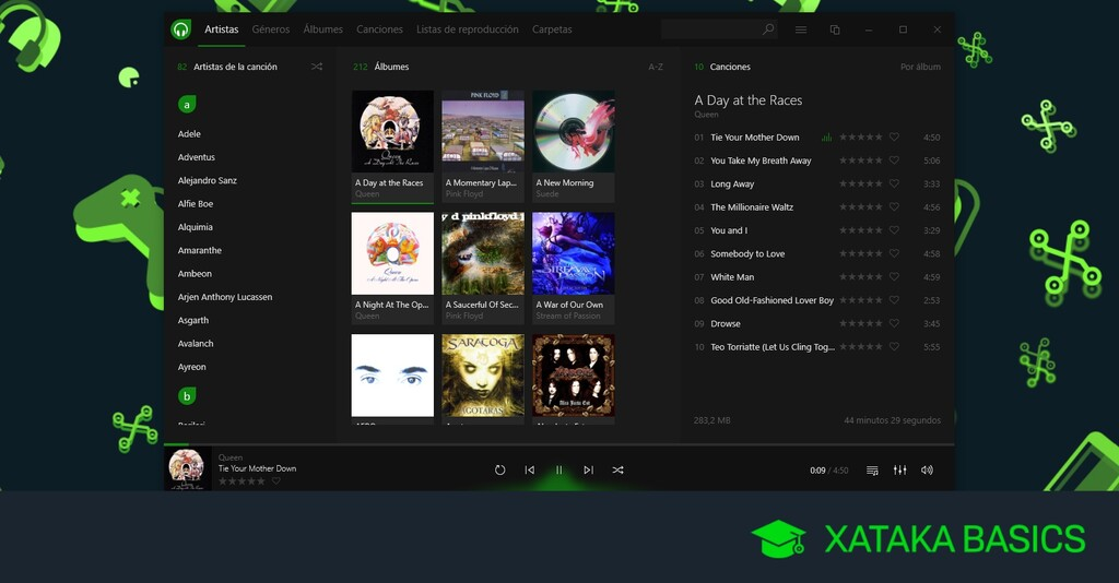 17 programas y apps gratis para gestionar y escuchar tu música en el PC